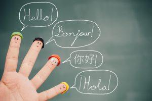 užsienio kalbų mokyklos