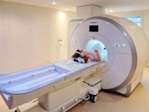 magnetinio rezonanso tyrimas
