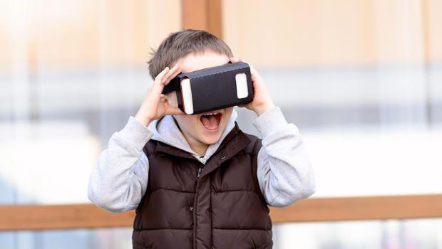 gimtadienis su VR