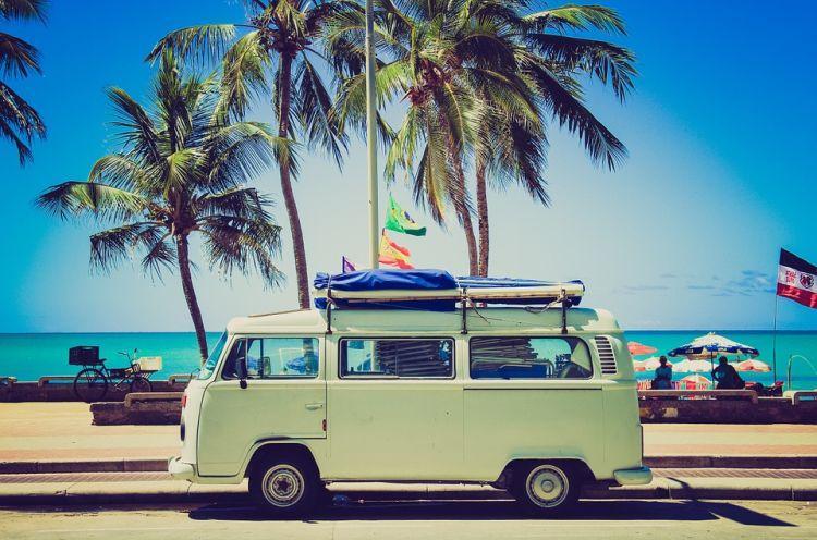 kelionės mikroautobusu